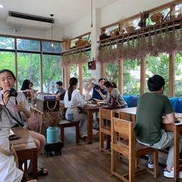 Bluetamp Cafe