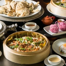 Pagoda Chinese Restaurant Marriott Marquis Queen's Park