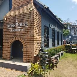 หน้าร้าน Koff House Coffee Bar&Eatery
