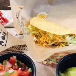 เมนูของร้าน Taco Bell เดอะ เมอร์คิวรี่ วิลล์