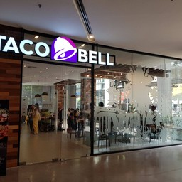 หน้าร้าน Taco Bell เดอะ เมอร์คิวรี่ วิลล์