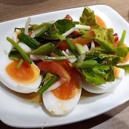 ยำไข่ต้มมะตูม##1