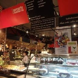 หน้าร้าน FoodLoft เซ็นทรัล ชิดลม