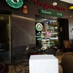 หน้าร้าน Together Bakery & Cafe