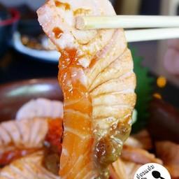 เมนูของร้าน Hoshi Japanese Restaurant บางนา