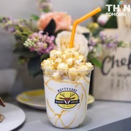 Popcorn Caramel Frappe