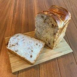 Yudane Walnut Bread