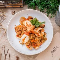 ItalianSeafood Quinoa