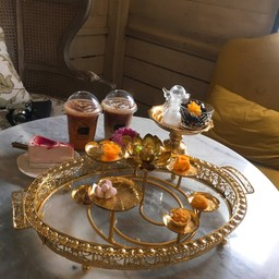 ไอศครีมชาไทย เฉาก๊วย##1