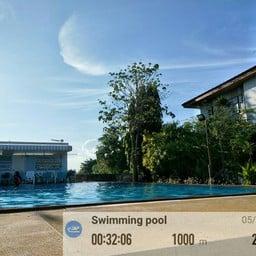 สระว่ายน้ำ สโมสรชานสมุทร