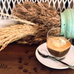 Hot Affogato(Espresso/Vanilla Ice Cream)