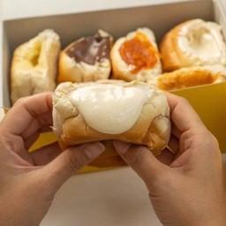 ขนมปังเจ้าอร่อยเด็ดเยาวราช King Power รางน้ำ