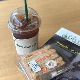 SD2704 - Café Amazon บุญถาวรสำนักงานใหญ่