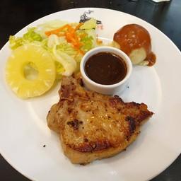 หมูพริกไทยดำ
