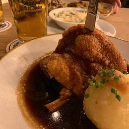 ขาหมูเยอรมัน