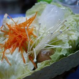 ชุดผัก
