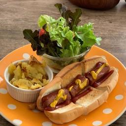 Hot Dog Plate