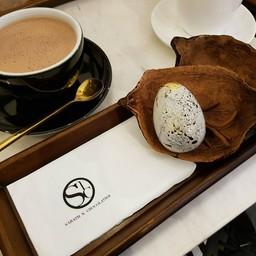 Chocolate Bird's Nest##1