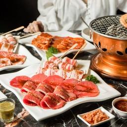 Sukishi Korean Charcoal Grill เซ็นทรัลเวิลด์