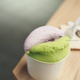Azabu Sabo Hokkaido Ice-Cream Siam Takashiyama