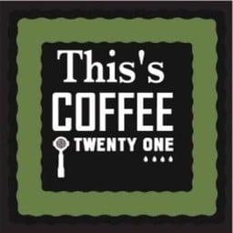 This's Coffee Twenty One