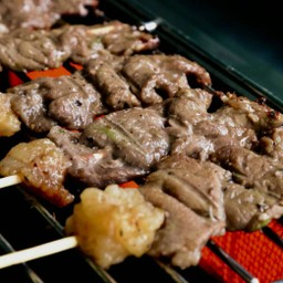B16 บังโต เนื้อปิ้ง (ร้าน - THE BEEF MASTER)