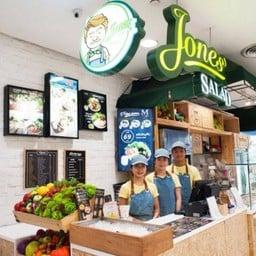 Jones' Salad ฟิวเจอร์ พาร์ค รังสิต