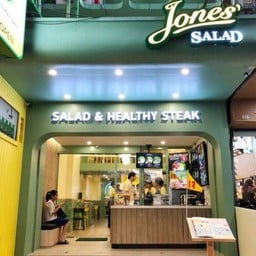 Jones' Salad ศาลาแดง
