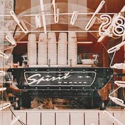 28ml Specialty Coffee & Tea Bar อโศก