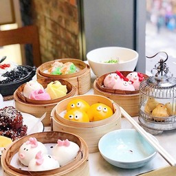 Yum Cha Central ชั้น 2
