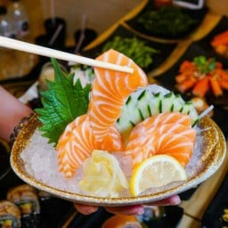 Shinkanzen Sushi เซียร์รังสิต