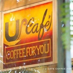 Ucafe' coffee for you