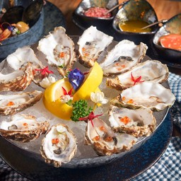 Fresh Import Oysters