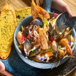 Mixed Seafood