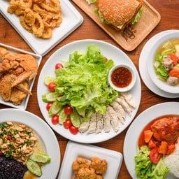 Come Home Cafe คำโฮม คาเฟ่ ร้านอาหาร บางซื่อ ประชาชื่น