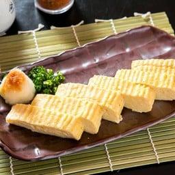 [Tamago-yaki] ไข่หวาน Egg and Dashi soup omelette