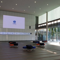 The National Museum Of Emerging Science And Innovation (Miraikan)