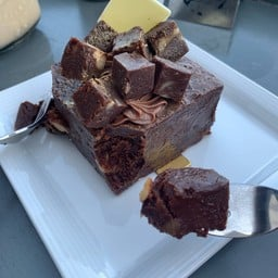 Brownie walnut