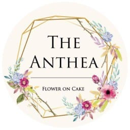 The Anthea, Flower on Cake