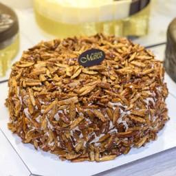 เค้กเจนัว กาแฟ 6นิ้ว (1ปอนด์)