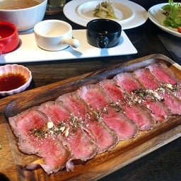 Roasted Omi Beef