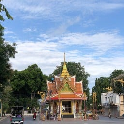 ศาลหลักเมือง กาญจนบุรี