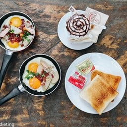 ถ้าได้กินอาหารเช้าแบบนี้ทุกวันคงดี 😙