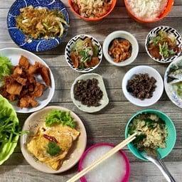 ข้าวต้มคิมยัง (ข้าวต้มกับร้อยถ้วย)