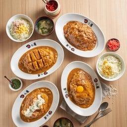 Hinoya curry คอสโม่ บาร์ซา