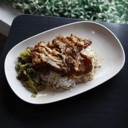 ข้าวขาหมูตรอกซุง Food Legends by MBK