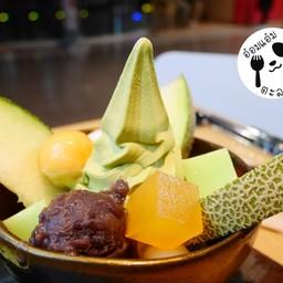Melon Melon Anmitsu