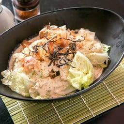 [Hakusai-salad] Chinese cabbege salad with original sauce