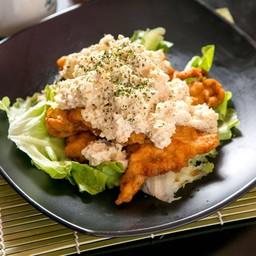 [Chicken Nanban] Deep fried Breast with Tartar Sauce