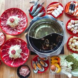 ชั่งอร่อยชาบู  ตลาดกลางลาดสวาย